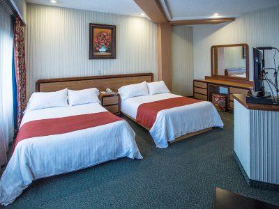 Suite Doble Hotel Puente Real Puebla