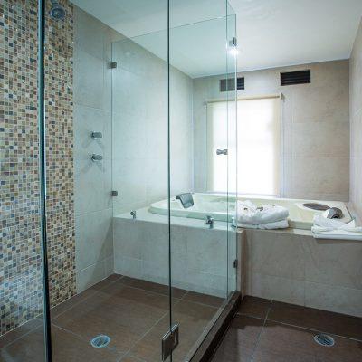 Habitación Suite Jacuzzi Hotel Puente Real Puebla